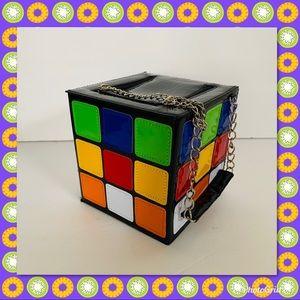 Handbags - Rubik's Cube Purse